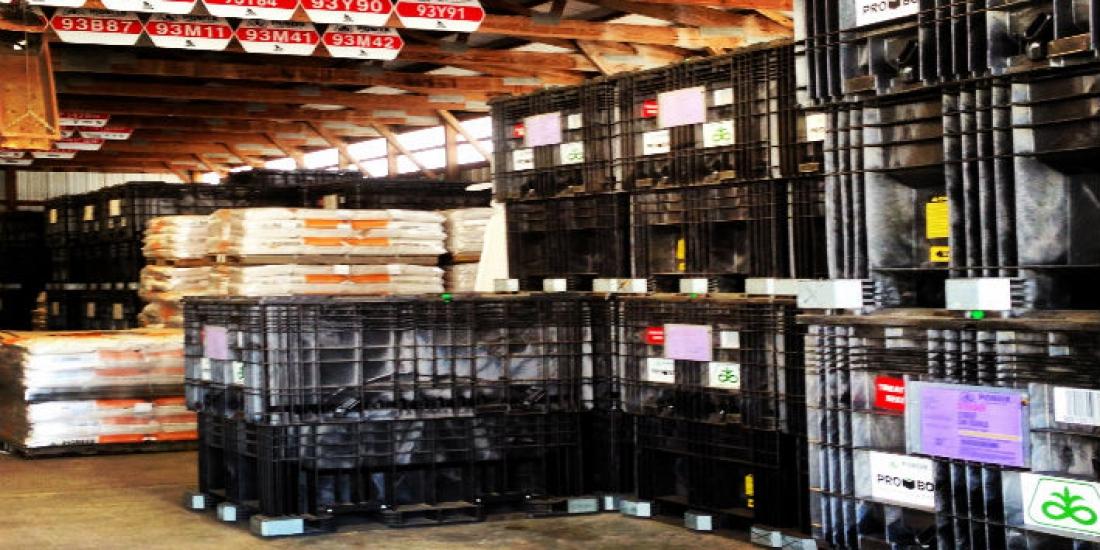 Seed Warehousing